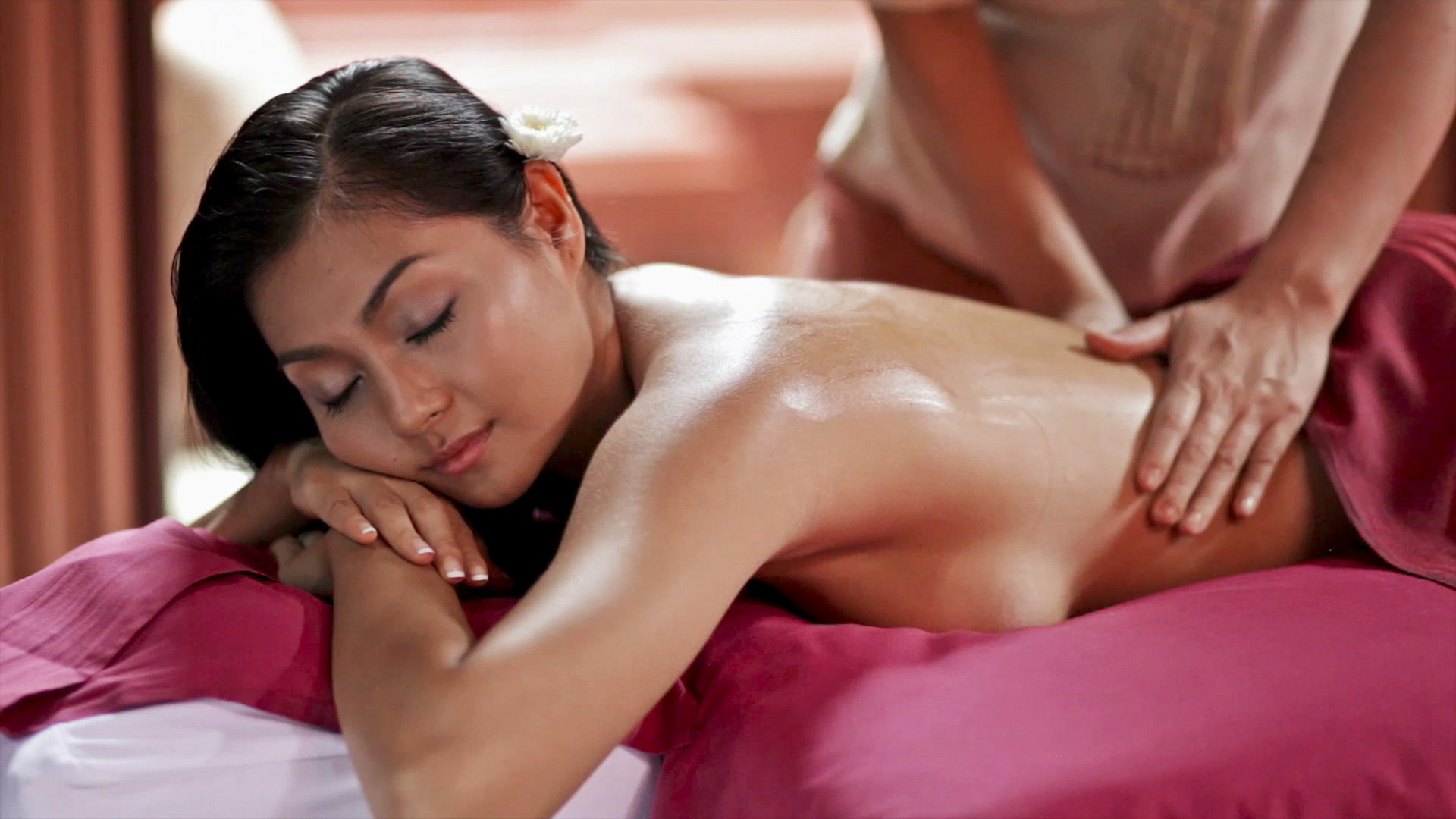 hjemmevideo sex wellness thai massage