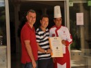 Food Safety Points Certificate of Achievement